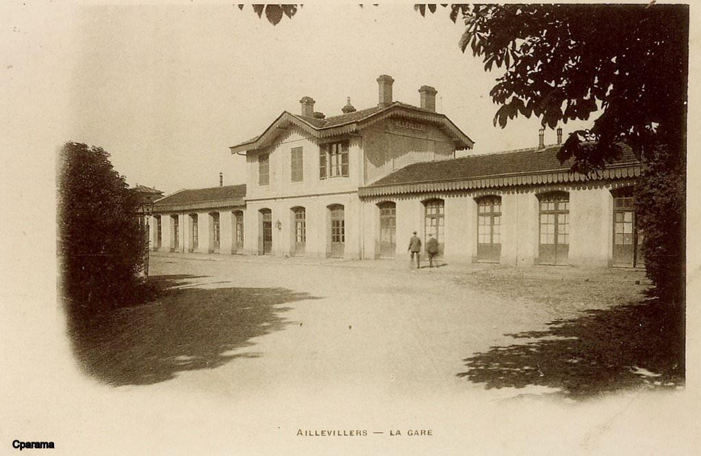 la-gare-autrefois